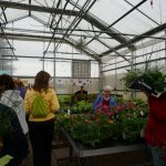 The spring plant sale is open to the public each year around the first week or two or May.